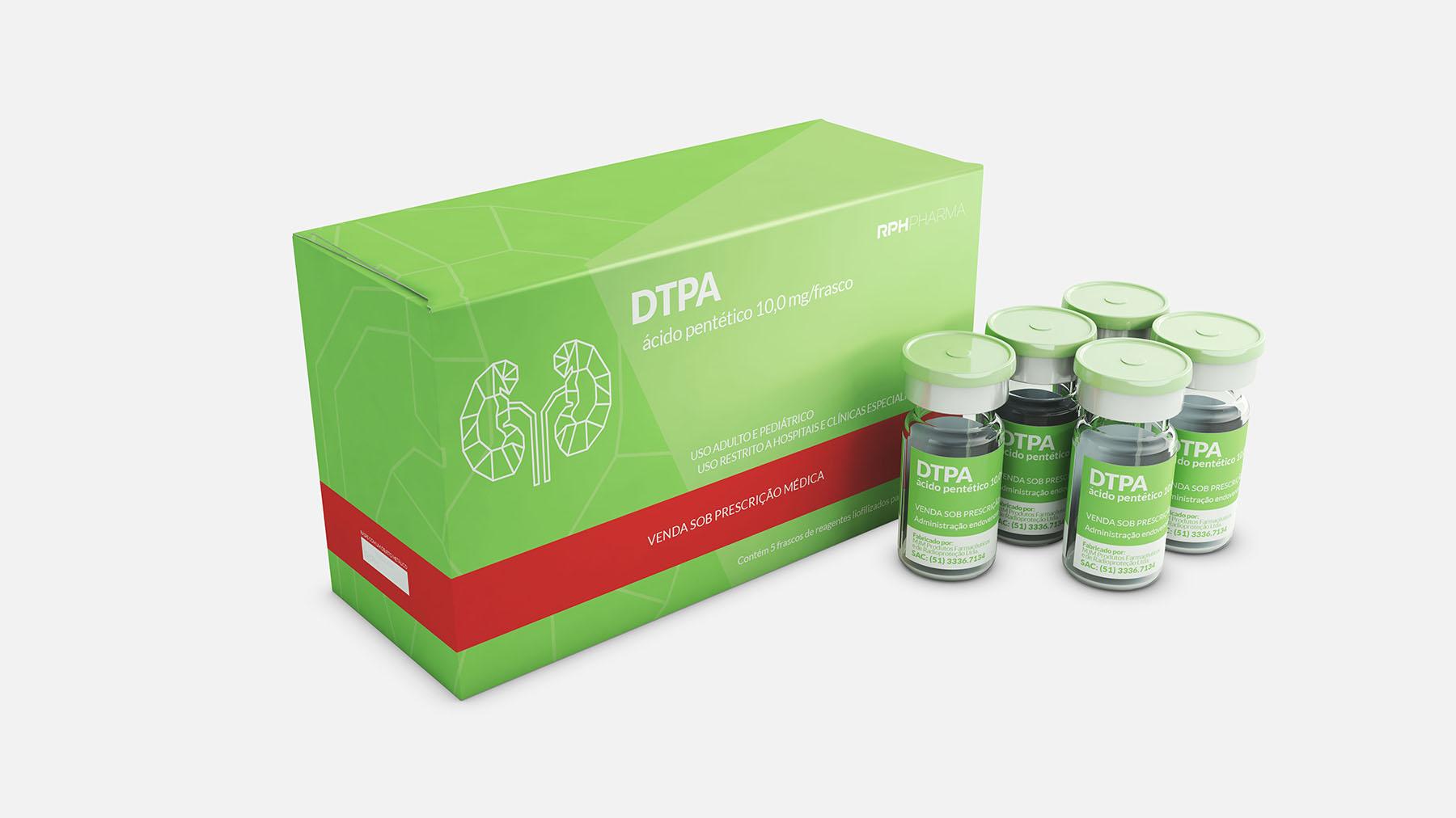 Design de embalagens medicamentos - RPH Pharma