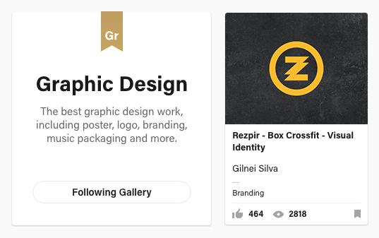 Identidade Visual Rezpir é destaque no Behance.