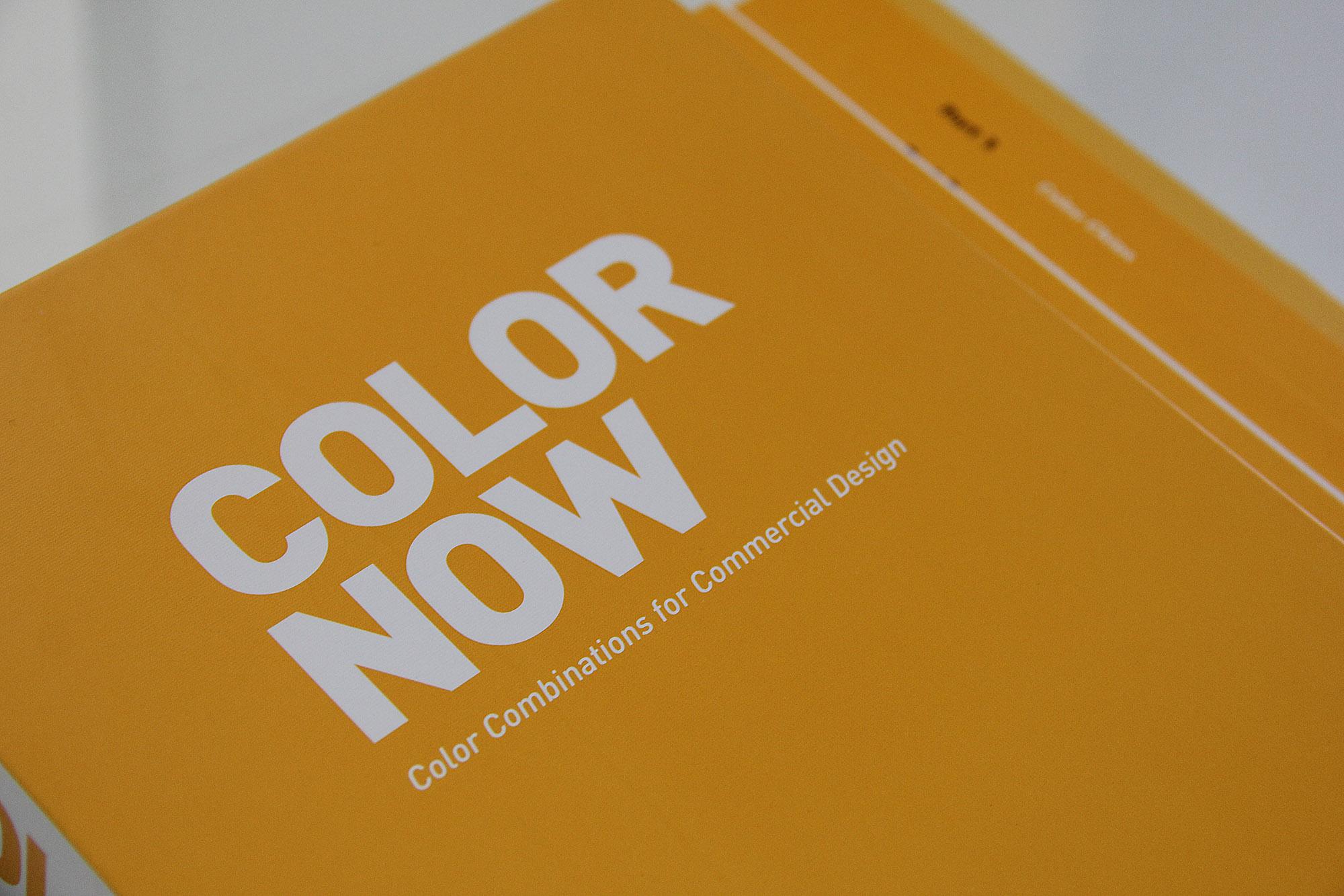 Capa Livro Color Now