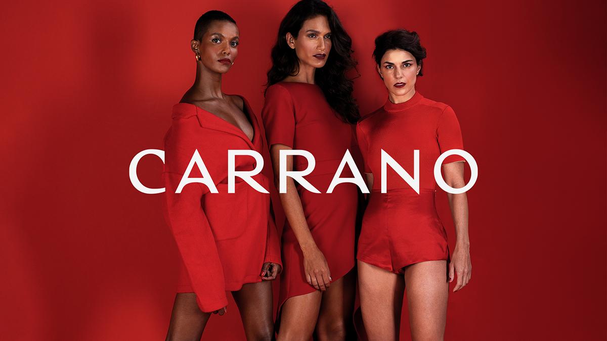 Criação do novo Logotipo Carrano