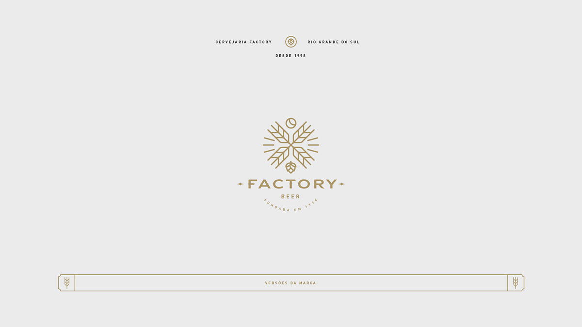 Logo Factory Beer